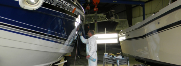 Glass Tech Boat Gelcoat and Fiberglass Repair